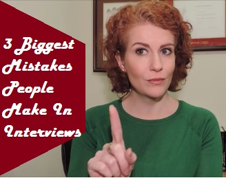 3 Interview Mistakes to Avoid