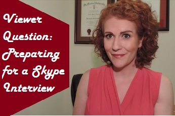 Top 10 Skype Interview Tips