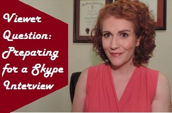 Top 10 Skype Interview Tips
